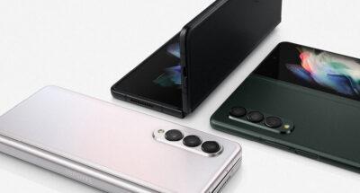 Samsung Galaxy Z Fold3 Z Flip3