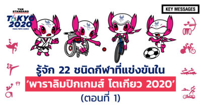 Sports in Paralympic Games