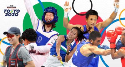 Thai athletes
