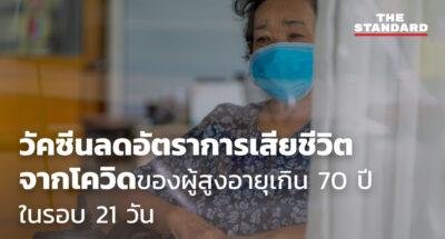 Vaccines for elderly