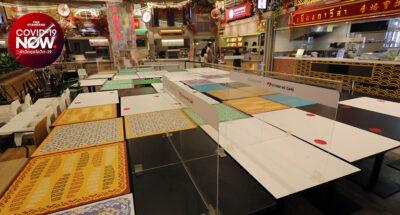 restaurants in shopping malls