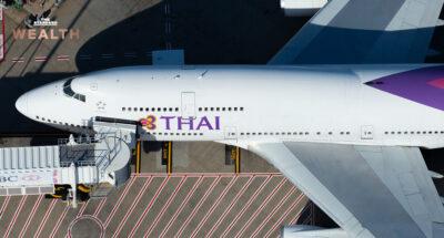 อุตสาหกรรมการบินของไทย