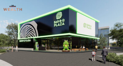 Bar B Q Plaza Virtual Restaurant