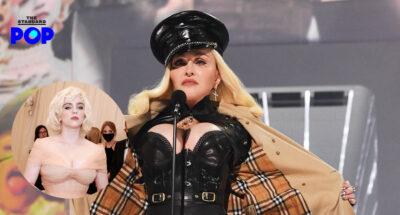 Madonna Billie Eilish