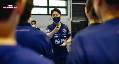 เทควันโดทีมชาติไทย