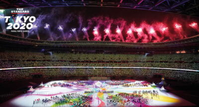 สนุกและสดใส ความประทับใจสุดท้ายในพิธีปิดการแข่งขันพาราลิมปิกเกมส์ โตเกียว 2020