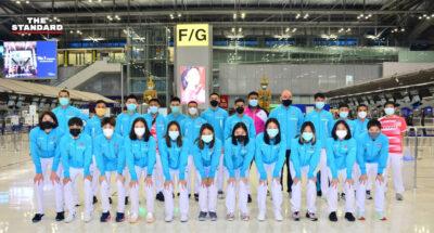 ทีมแบดมินตันไทย
