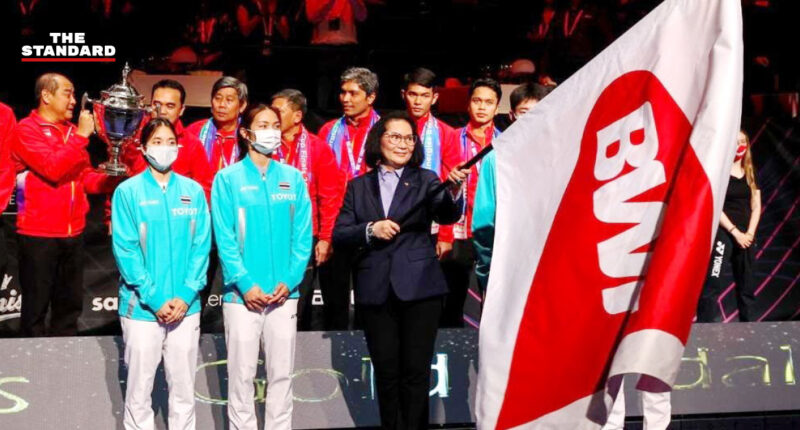 Uber Cup 2022