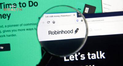 หุ้น Robinhood