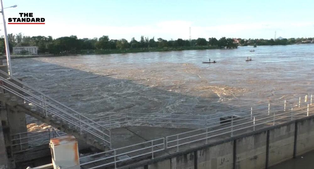 Chao Phraya Dam