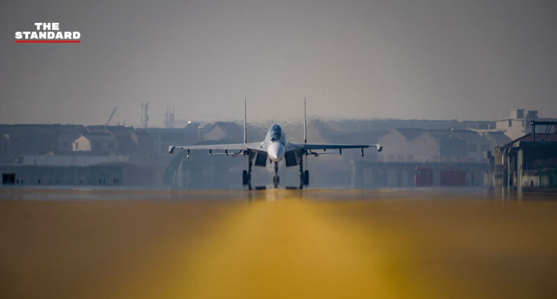 เครื่องบินรบ