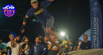 Laybay Surfskate Championship