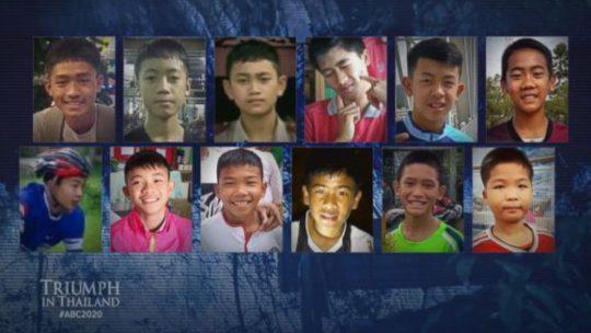 ชวนชม Triumph in Thailand สารคดีพิเศษ 6 ตอนจบจาก ABC สรุปเหตุการณ์นาทีต่อนาทีภารกิจช่วยชีวิต #ทีมหมูป่า