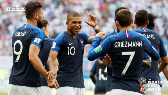 ทีมชาติฝรั่งเศสมีนักเตะฝรั่งเศสแท้ๆ แค่ 2 คน เมื่อเชื้อชาติไม่สำคัญเท่าหัวใจ