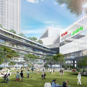 เมื่อการทำงานและการใช้ชีวิตมาบรรจบกันที่ True Digital Park ศูนย์กลางดิจิทัลที่ใหญ่ที่สุดในอาเซียน [Advertorial]