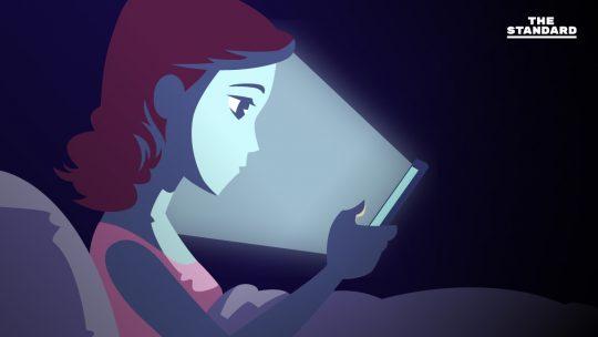 'แสงสีน้ำเงิน' ภัยเงียบใกล้ตัวในยุคที่เราต้องพึ่งพาเทคโนโลยี แล้วเราจะเลี่ยงได้อย่างไร [Advertorial]