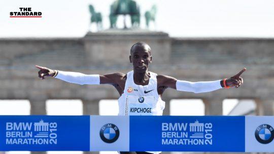 """""""ถ้าไม่มีวินัย คุณจะตกเป็นทาสของแพสชัน"""" เอเลียด คิปโชเก จากเด็กวิ่งส่งนมสู่นักวิ่งมาราธอนเร็วที่สุดในโลก"""