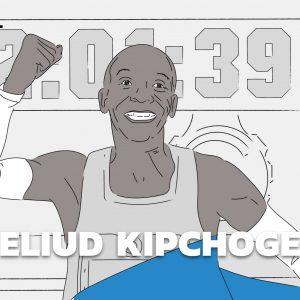 7 วิธีคิดสร้างความสำเร็จที่ทำให้ Eliud Kipchoge กลายเป็นนักวิ่งมาราธอนที่เร็วท่ีสุดในโลก