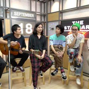 Somkiat เผยตัวตน แรงบันดาลใจ ความฝัน และเพลงใหม่ - THE STANDARD Daily 18 กันยายน 2561