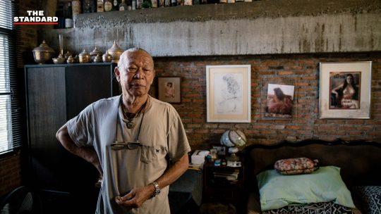 ส่องความคิด นิวัติ กองเพียร ในวัย 72 ปี ฉายาเกจินู้ดได้มาเพราะคนไทยไม่เข้าใจศิลปะ