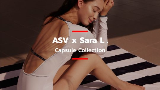 ASV x Sara L. Capsule Collection