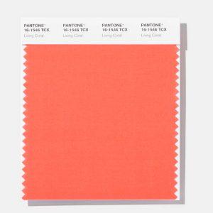 สี Pantone แห่งปี 2019 คือสี Living Coral!