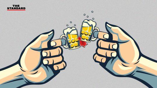 ขาลงจริงหรือ อะไรคือเหตุผลที่คนทั่วโลกดื่มเบียร์กันน้อยลง