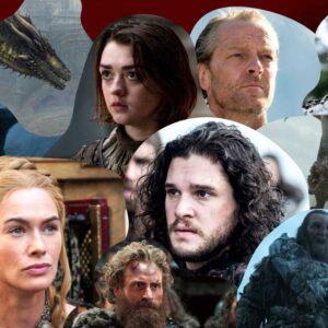 สถิติ 10 อันดับ 'นักฆ่า' จากซีรีส์ Game of Thrones