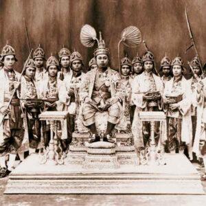 10 ภาพบันทึกประวัติศาสตร์พระราชพิธีบรมราชาภิเษกในอดีต