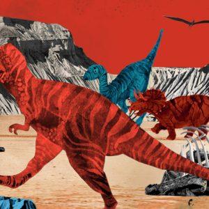 วิทยาศาสตร์ของฝุ่น (2) ฝุ่นสร้างชีวิต แต่ฆ่าไดโนเสาร์