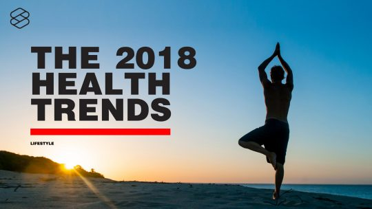 The 2018 Health Trends