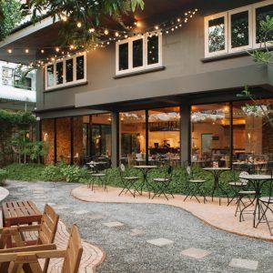จับคู่เบียร์กับอาหารที่ Schneider Haus เบียร์การ์เด้นในบ้านกลางสวนย่านอารีย์