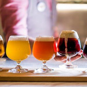 สวรรค์ใจกลางเมืองของคนรักเบียร์ที่ Beer Republic