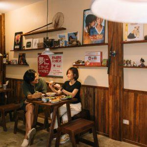 Ma-Ke Inu อิซากายะในตรอกจิ๋วที่อบอุ่นราวกับร้านอาหารเที่ยงคืนในซีรีส์ดัง