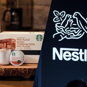 ดีลใหญ่สะเทือนวงการกาแฟ! Nestlé ปิดดีล 7.1 พันล้านเหรียญฯ เซ็นสัญญาเป็นพันธมิตรร่วม Starbucks พัฒนาสินค้ากาแฟขายนอกร้านร่วมกัน