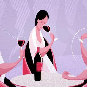 เคาะ 3 ขั้นตอนสุดง่ายสู่การชิมไวน์ระดับชั้นเซียนจากกูรู