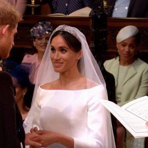Just Married! เจ้าชายแฮร์รี-เมแกน สวมแหวนแต่งงานแล้ว