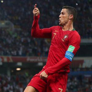 'โรนัลโด' กับ 12 สถิติมหัศจรรย์ในเกมโปรตุเกส VS สเปน